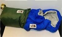 North Face Sleeping Bag, Hooded type, very nice
