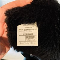 2 Adult size Bear Hats