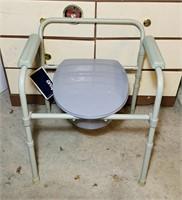 New handicap Toilet