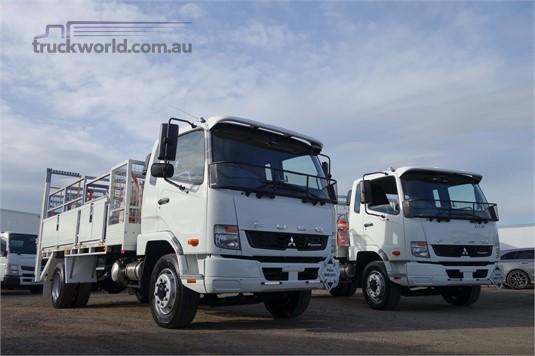 2016 Mitsubishi Fuso FIGHTER 1224 - Trucks for Sale