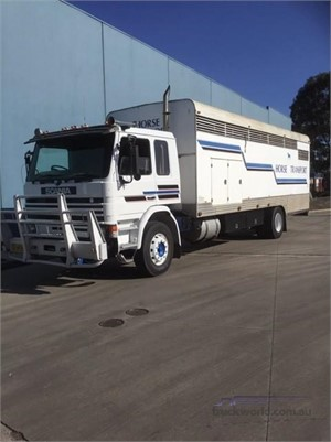 1986 Scania G320 Hume Highway Truck Sales - Wrecking for Sale
