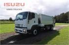 2013 Isuzu FVD 1000 Waste Disposal