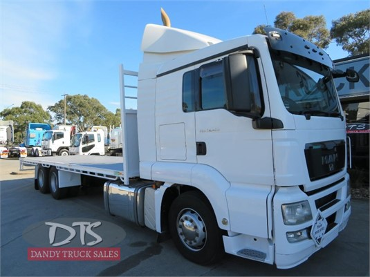 2013 MAN TGS26.480 Dandy Truck Sales - Trucks for Sale