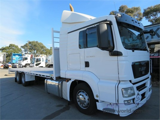 2013 MAN TGS26.480 - Trucks for Sale