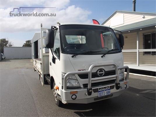 2013 Hino 300 616 - Trucks for Sale