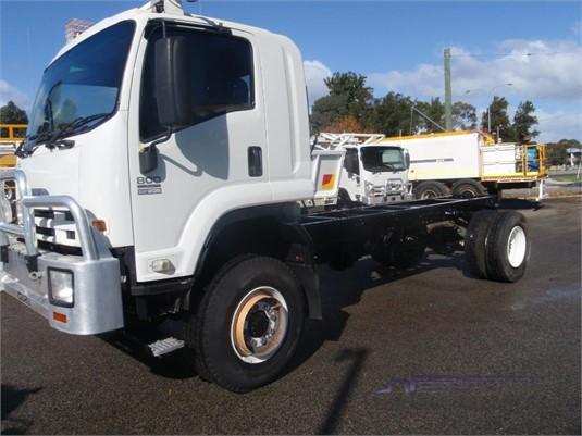 2008 Isuzu FTS 800 4x4 - Trucks for Sale