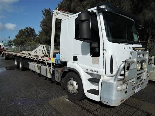 2014 Iveco Eurocargo 160E28 - Trucks for Sale