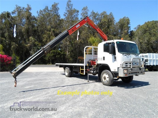 2013 Isuzu FTS 800 4x4 - Trucks for Sale