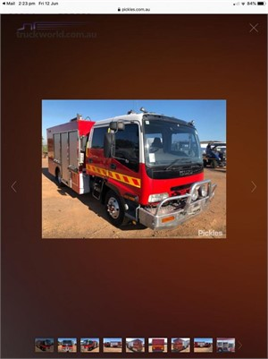 2001 Isuzu other Hume Highway Truck Sales - Trucks for Sale