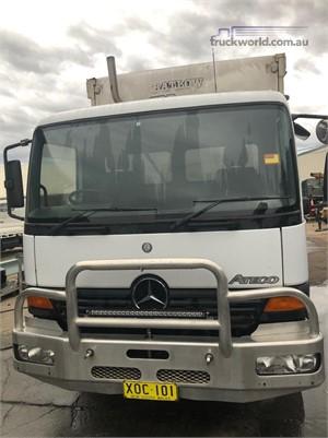 0 Mercedes-benz Atego 1015 - Trucks for Sale