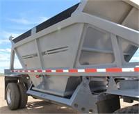 Gravel Trailer Fleet Business Liquidation
