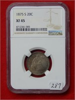 Weekly Coins & Currency Auction 6-19-20