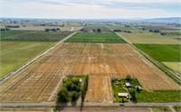 62 Acre Farm Auction - 266 South 200 West  Rupert Id