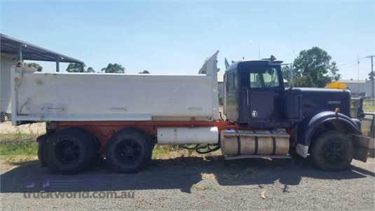 1981 Kenworth W900 - Trucks for Sale