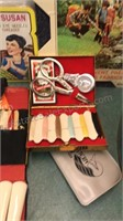 Collection of Sewing and Knitting Items