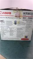 Canon BJC-2000 Bubble Jet Printer and Dell