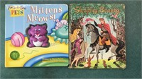 Collection of Kids Books Included Disney and