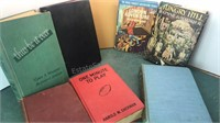 Collection of Vintage Hardcover Books