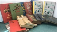 Collection of Vintage & Antique  Hardcover Books