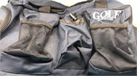 Golf Magazine and Dunlop Branded Duffel bags with