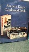 6 Vintage Readers Digest Condensed Books