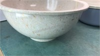 """Vintage Texas-Ware Bowl 10"""" Diameter and"""