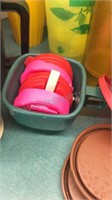 Tupperware Measuring Cup Set and Collection of