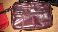 Leather and Leather-Like Duffel Bags and Purses