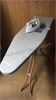 Standard Size Folding Ironing Board and Norelco