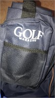 Nylon and Canvas Tote bags and Duffels Golf
