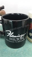 Las Vegas Hilton Mug 2 Vintage Westbend