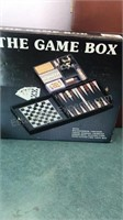 Jumbo Sequence Game with Back Gammon Set, Game