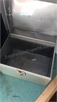 Vintage Metal File Boxes Rubbermade Box Office