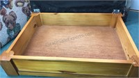 3 Padded Foot Rests / Benches with hinged top and