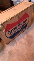 Box of Vintage Greeting, Wedding, Birthday and