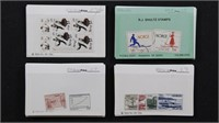 Norway Stamps 1975-2012 Dealer Stock CV $1100+