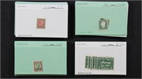 Iceland Stamps 1876-1971 Dealer Stock CV $3600+