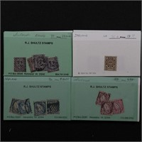 Ireland Stamps 1922-1941 Dealer Stock CV $1400+