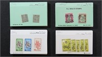 Italy Stamps BOB & Area Dealer Stock CV $1300+