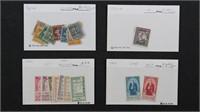 Worldwide Stamps Dealer Stock CV $1900+
