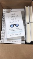 "Books 19 New ""The Signals are Talking"" by Amy Webb"
