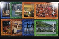 Hong Kong Stamped Postal Cards60 Different Mint