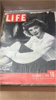 Movie Magazines 1930s-1950s in sheet protectors