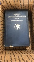 US 3 Books - University of Virginia Histories