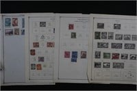 WW Stamps Thousands on Pages