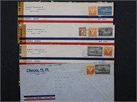 WW & US Stamps 100+ Better Covers