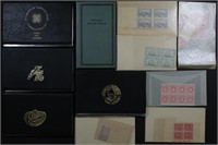 Worldwide Stamps Accumulation Bankers Box
