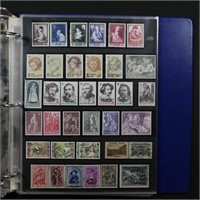 WW Stamps 100s of Art Topical Stamps