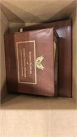 US Stamps Gold Plated Replicas 285 Different