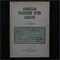 Literature Ammerican Stampless Cover Catalog